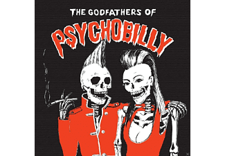 VARIOUS - The Godfather Of Psychobilly (Leather Edition) - (CD)