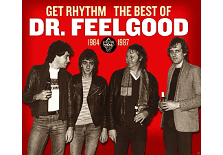 Dr. Feelgood - Best Of-Get Rhythm - (CD)