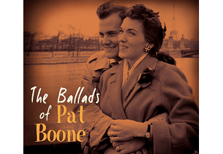 Pat Boone, Shirley Boone - The Ballads Of Pat Boone - (CD)