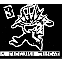 Hank3 - A Fiendish Threat [CD]