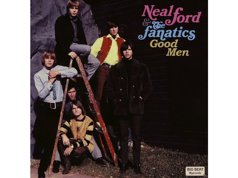 Ford, Neal / Fanatics, The - Good Men [CD]
