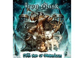 Iron Mask - Fifth Son Of Winterdoom - (CD)
