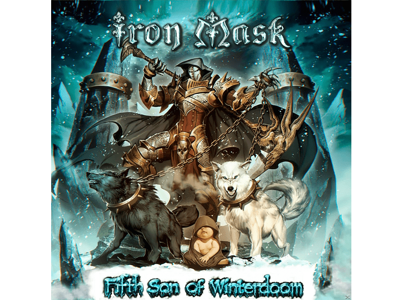 Iron Mask - Fifth Son Of Winterdoom [CD]