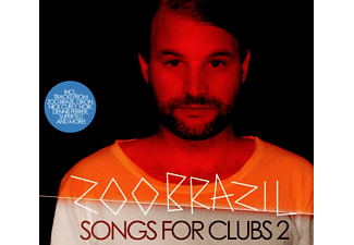 VARIOUS - Songs For Clubs 2 - (CD)
