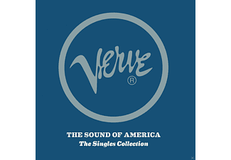 VARIOUS - The Sound Of America - Verve Singles Collection - (CD)