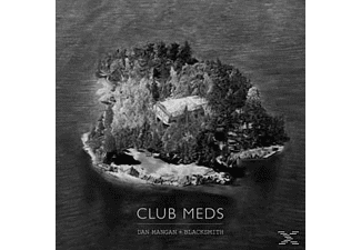 Blacksmith Dan Mangan - Club Meds (Digi) [CD]