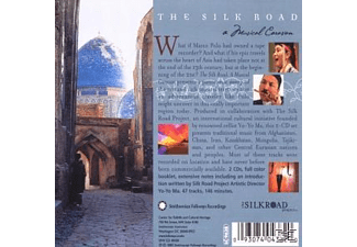VARIOUS - The Silk Road-A Musical Caravan - (CD)