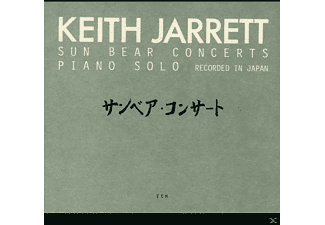 Keith Jarrett - Sun Bear Concerts - (CD)
