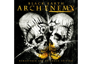 Arch Enemy - Black Earth (Re-Issue+Bonus) - (CD)