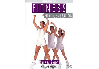 FITNESS NEXT GENERATION - DREAM BODY - (DVD)