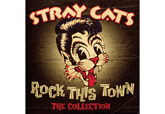 Stray Cats - Rock This Town - The Collection - (CD)