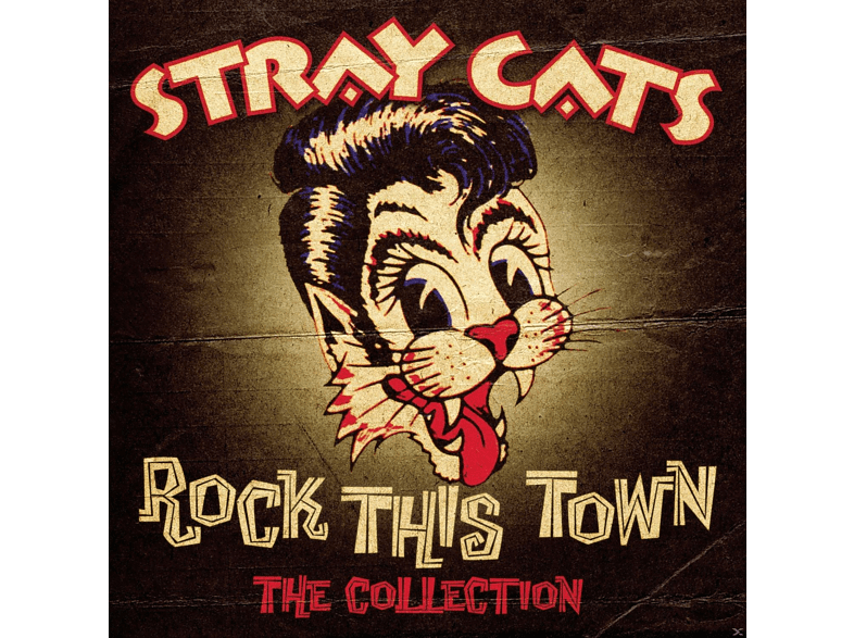 Stray Cats - Rock This Town - The Collection [CD]