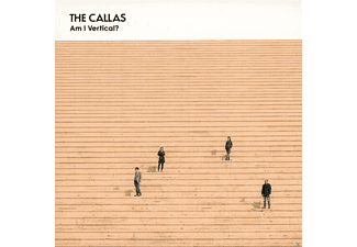 Callas - Am I Vertical? - (CD)