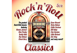 VARIOUS - Rock'n Roll Classics - (CD)