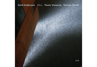Arild Andersen, Tommy Smith, Paolo Vinaccia - Mira - (CD)