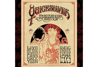 Quicksilver Messenger Service - LIVE AT WINTERLAND BALLROOM - (Vinyl)
