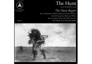 Hunt - The Hunt Begins - (CD)