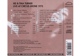 Ike & Tina Turner - Live At Circus Krone 1973 - (CD)