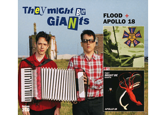 They Might Be Giants - Flood + Apollo 18 (Expanded Editions) [CD]