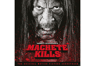 VARIOUS - Machete Kills - Ost [CD]
