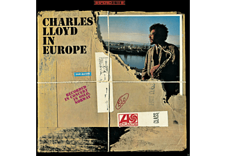 Charles Lloyd - Charles Lloyd In Europe - (CD)