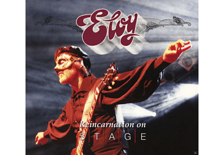 Eloy - Reincarnation On Stage (Live) - (CD)