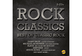 VARIOUS - Rock Classics - Best Of Classic Rock - (CD)