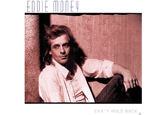Eddie Money - Can't Hold Back - (CD)