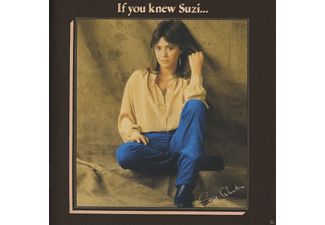 Suzi Quatro - If You Knew Suzi...(Expanded+Remaster.) [CD]