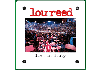 Lou Reed - Live In Italy - (CD)