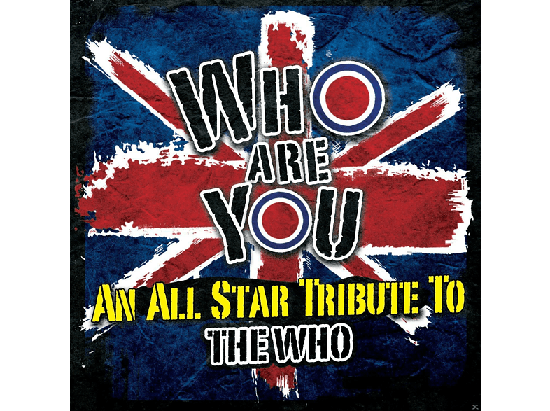 VARIOUS - An All Star Tribute To The Who [CD]
