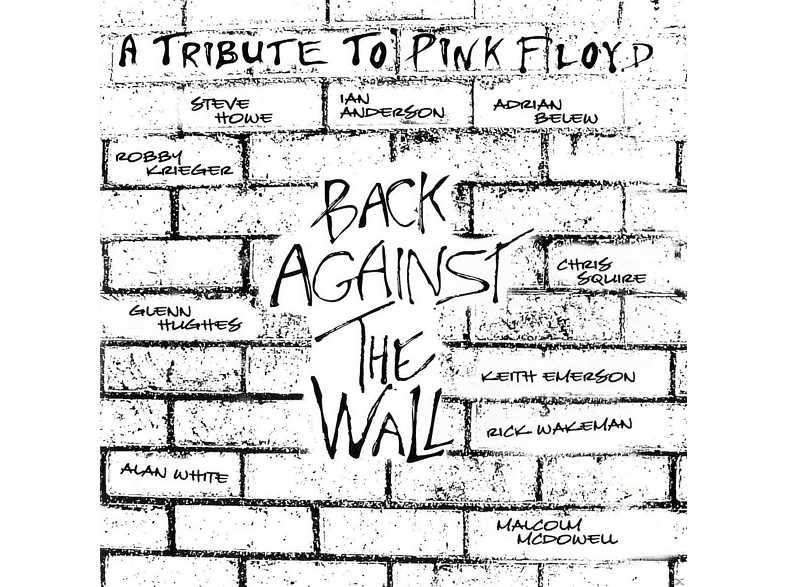 VARIOUS - Pink Floyd - A Tribute To Back Against The Wall [CD]