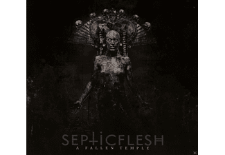 Septicflesh - A Fallen Temple (Re-Release Digipack Incl. 4 Bonus) - (CD)