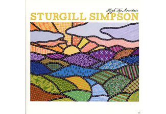 Sturgill Simpson - High Top Mountain [CD]