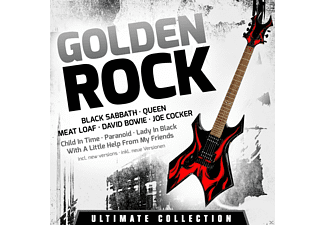 VARIOUS - Golden Rock - Ultimate Collection - (CD)