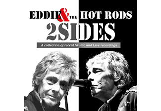 Eddie & The Hot Rods - 2 Sides - (CD)
