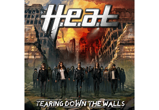 Heat - Tearing Down The Walls - (CD)