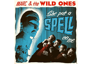 Marc & The Wild Ones - She Put A Spell On Me - (CD)