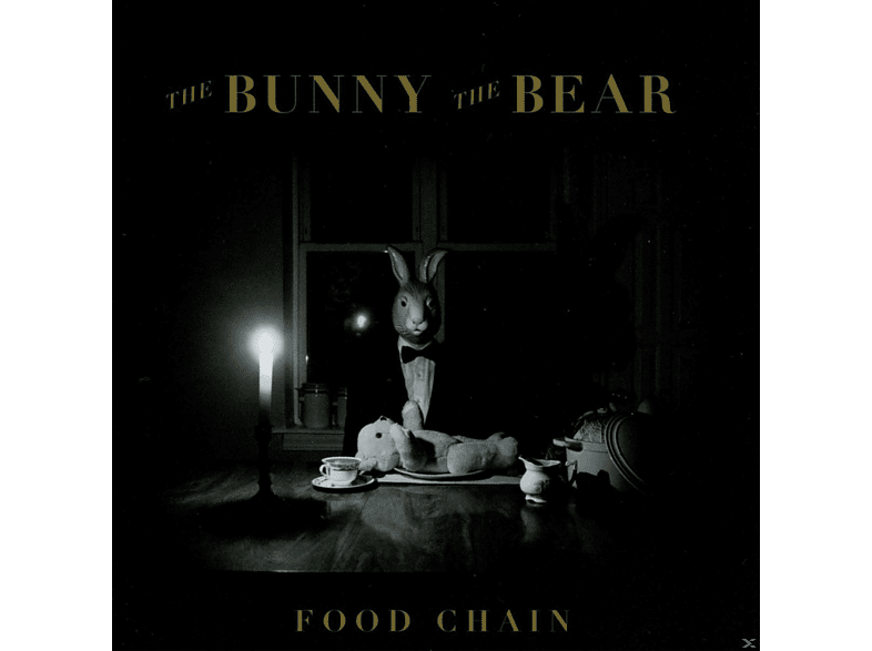 The Bunny The Bear - Food Chain [CD]