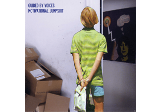 Guided By Voices - Motivational Jumpsuit - (CD)