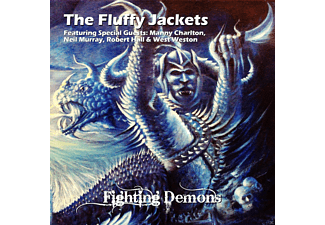 The Fluffy Jackets - Fighting Demons - (CD)