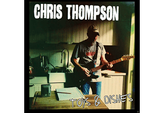 Chris Thompson - Toys & Dishes - (CD)