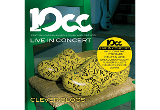 10cc - Live In Concert - (CD)