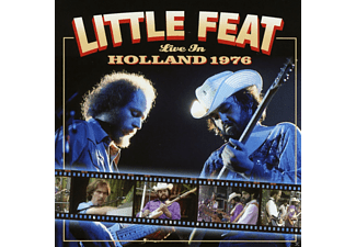 Little Feat - Live In Holland 1976 - (CD + DVD)