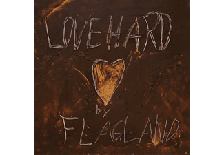 Flagland - Love Hard - (CD)