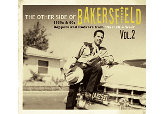 VARIOUS - The Other Side Of Bakersfield, Vol.2 - (CD)