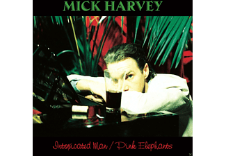Mick Harvey - Intoxicated Man/Pink Elephants [CD]