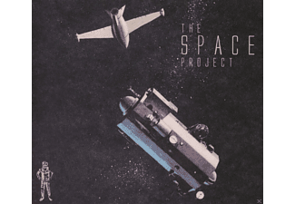 VARIOUS - The Space Project - (CD)