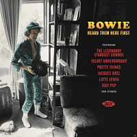 VARIOUS - Bowie Heard Them Here First [CD]