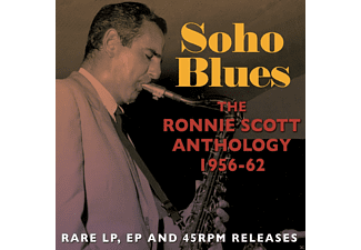 Ronnie Scott - Soho Blues: The Ronnie Scott Anthology 1956-62 - (CD)